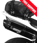 Top Case Motorcycle Rear Bag with a  Waterproof Cover
