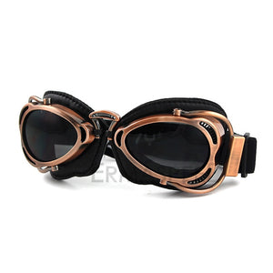 LIMITED EDITION!!! Motorcycle  Goggles - Cafe Racer