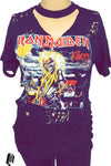 Iron Maiden Killers Distressed T-Shirt Dress