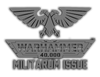 Militarum Issue Officially Licensed Warhammer Apparel