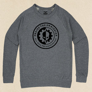 All Hail French Terry Raglan Crewneck