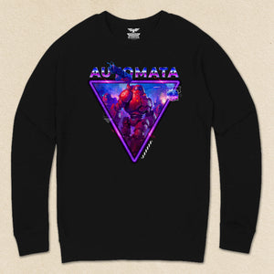 Automata French Terry Raglan Crewneck