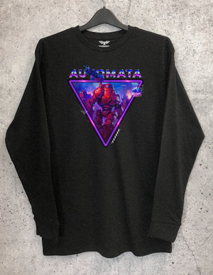 Automata Long Sleeve Crewneck Tee