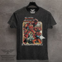 Blood Angels Throwback Mineral Washed Tee