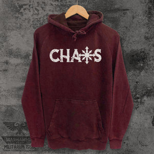 Chaos Vintage Washed Hoodie