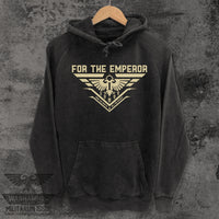 For The Emperor Mineral Washed Pullover