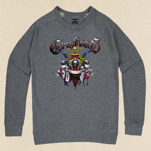 Grey Knights French Terry Raglan Crewneck