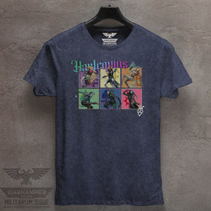 Harlequins Mineral Washed Tee