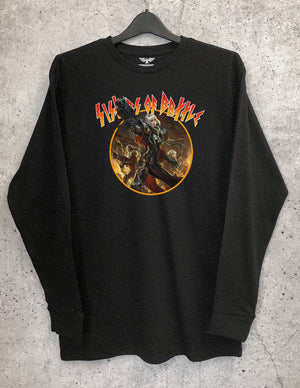 Sisters of Battle Long Sleeve Crewneck Tee