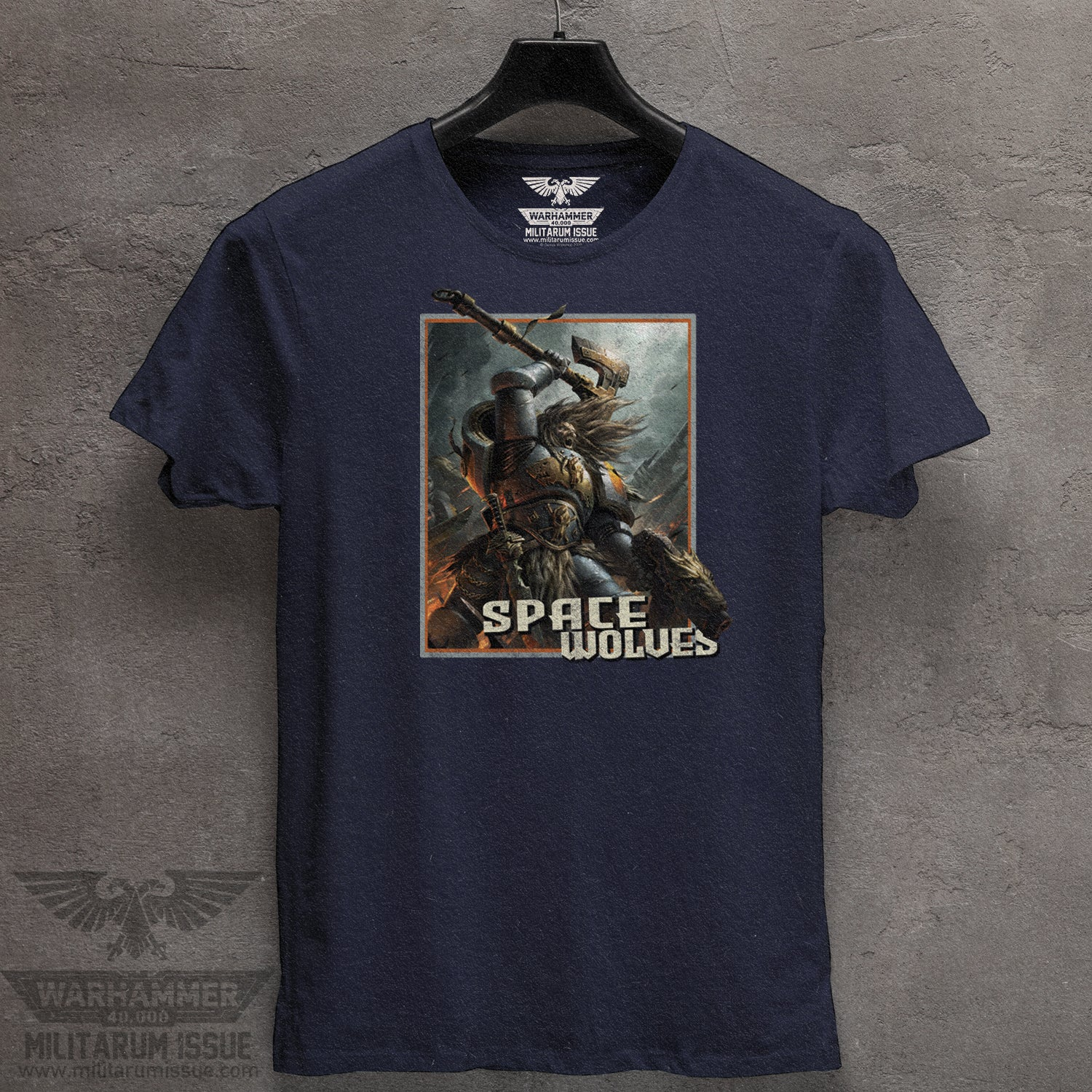 Space Wolves Core Tee