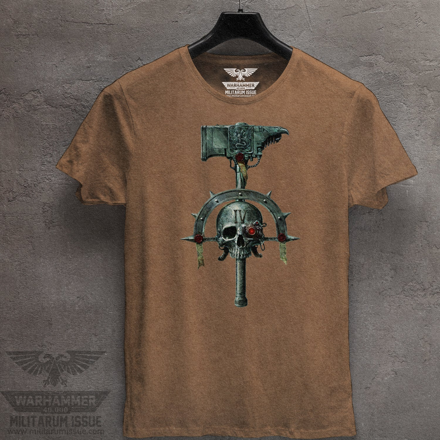 Space Marines Mineral Washed Tee