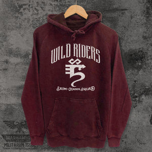 Wild Riders Mineral Washed Hoodie