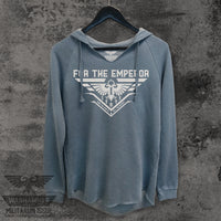 For The Emperor Women's Lightweight Summer Pullover