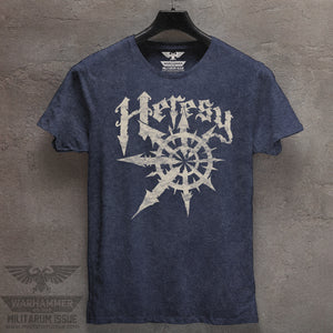 Heresy Mineral Washed Tee