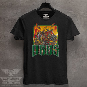 Orks Throwback Core Tee