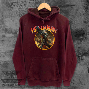 Sisters of Battle Mineral Washed Hoodie