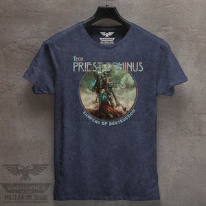 Tech Priest Mineral Washed Tee