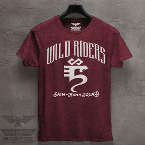 Wild Riders Mineral Washed Tee