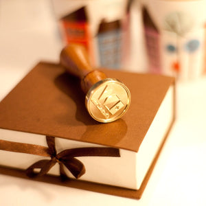 Custom made Wax Seal Stamp, any design, with box and accessories