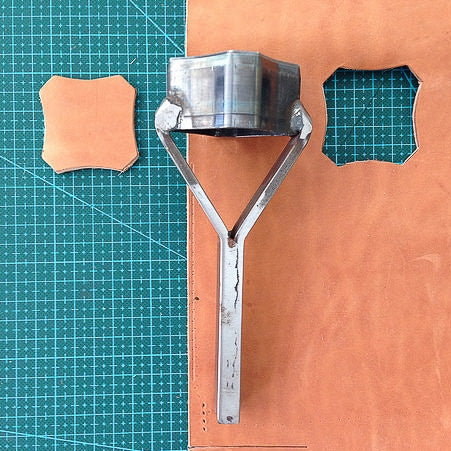 Cutting Punch for leather cutting, paper cutting, Custom Made To Order