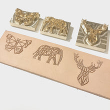 Custom Leather Stamp for leather embossing & stamping - GIFT CARD