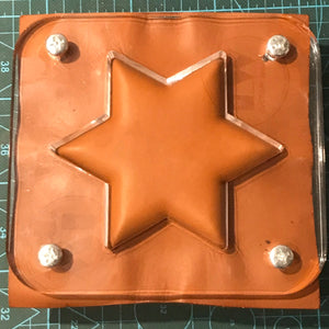 Custom wet mold for leather forming, wet moulding