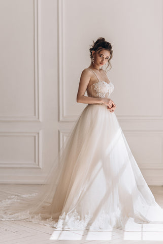 Fanny Wedding Dress