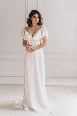 Pamela Wedding Dress