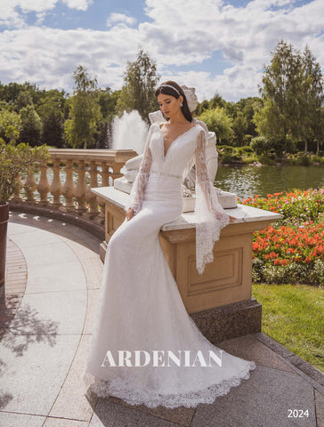 Wedding Dress Model 2024