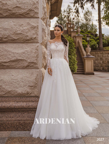 Wedding Dress Model 2027