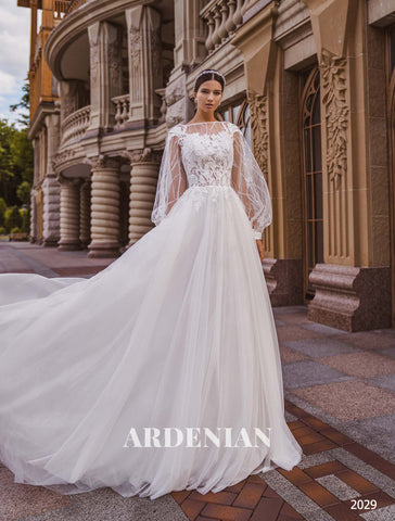 Wedding Dress Model 2029