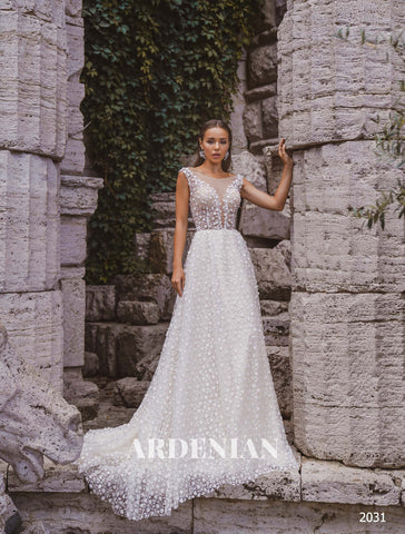 Wedding Dress Model 2031