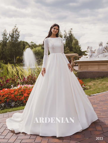 Wedding Dress Model 2033
