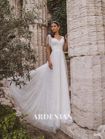 Wedding Dress Model 2040