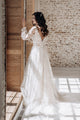 Flory Wedding Dress