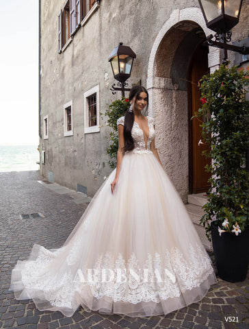 Wedding Dress V521