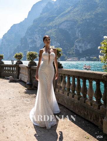 Wedding Dress V526