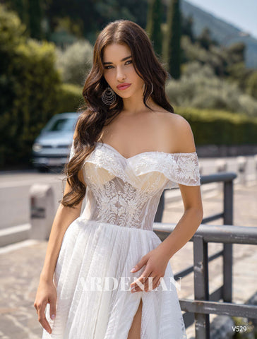 Wedding Dress V529