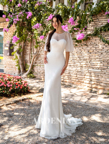 Wedding Dress V535