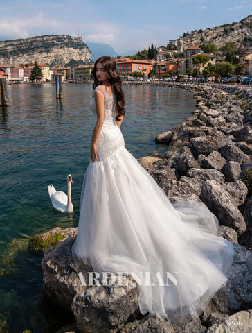 Wedding Dress V536