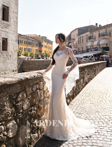 Wedding Dress V538