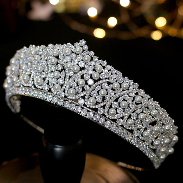 Matera Wedding Tiara