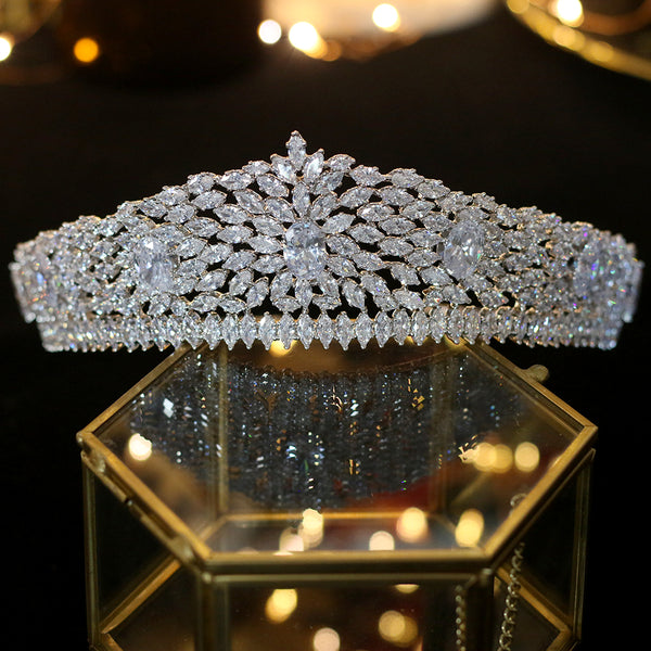 Dinah Wedding Tiara