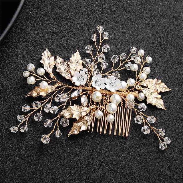 Bronwen Bridal Hair Pin