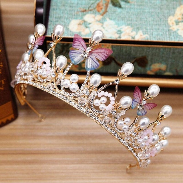 Carol Wedding Tiara