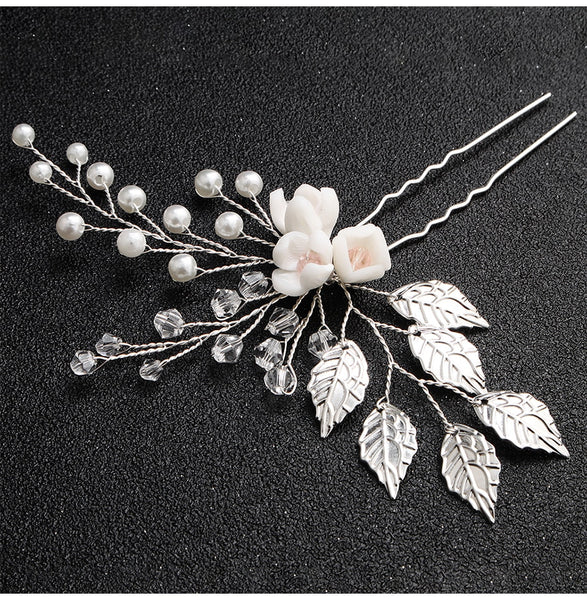 Amelia Bridal Hair Pin