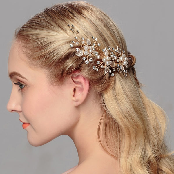 Florence Bridal Hair Pin