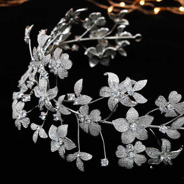 Verona Wedding Tiara