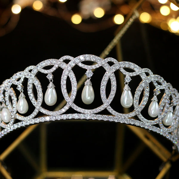 Liana Wedding Tiara