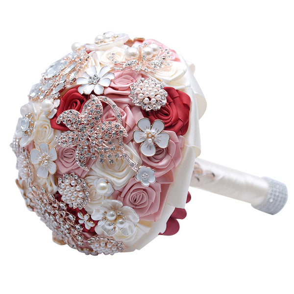 Luxury Brooch Bouquet (Multiple Styles)